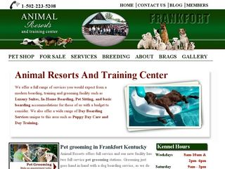 Animal Resorts and Training Center Frankfort