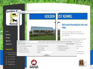 Golden Post Kennel Franklin