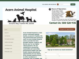 Acorn Animal Hospital Franklin
