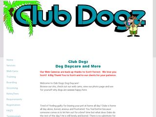 Club Dogz Inc | Boarding