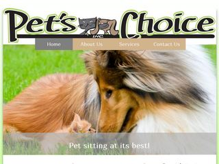 Pets Choice Inc. | Boarding