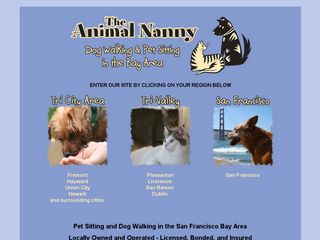 The Animal Nanny   Pet Sitting Fremont