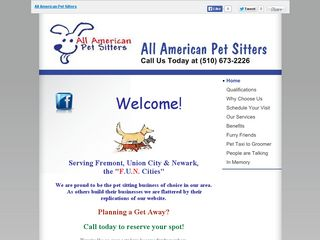 All American Pet Sitters | Boarding