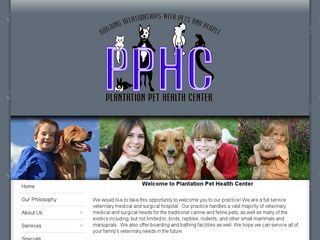Plantation Pet Health Center Frisco