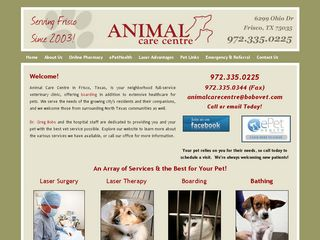 Animal Care Center Frisco