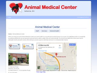 Animal Medical Center Gahanna