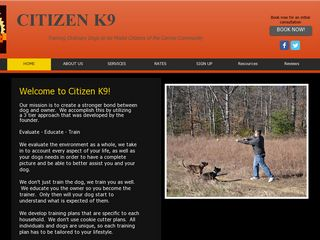 Citizen K9 | Boarding