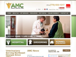 Animal Medical Care Gainesville