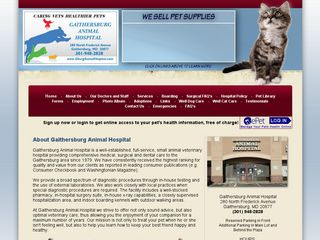 Gaithersburg Animal Hospital | Boarding