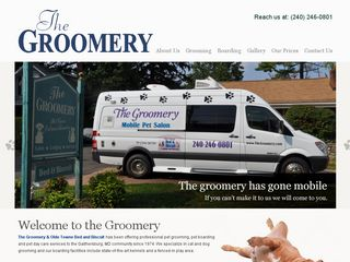 The Groomery | Boarding