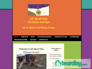 All About Pets | Boarding