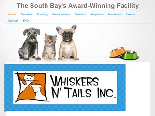 Whiskers N Tails Inc | Boarding