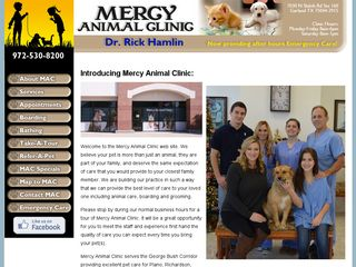 Mercy Animal Clinic Garland