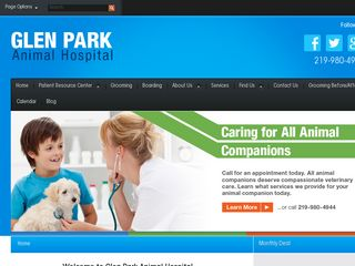 Glen Park Animal Hospital | Boarding