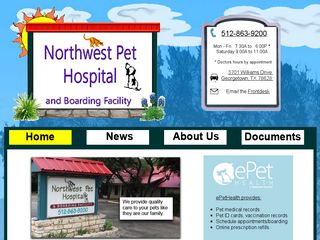 Northwest Pet Hospital and Boarding Facility Georgetown