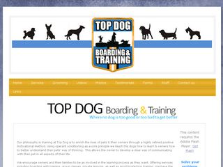 Top Dog Boarding & Training Gilbert