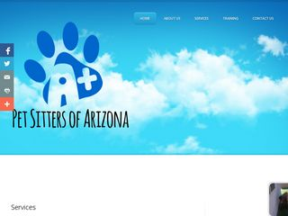 A+ Pet Sitters of Arizona | Boarding
