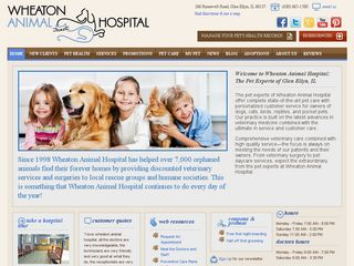 Wheaton Animal Hospital Glen Ellyn