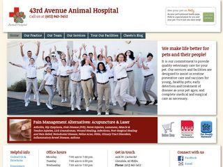 43rd Ave. Animal Hospital Glendale