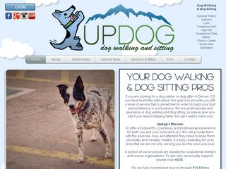 Updog   Dog Walking  Sitting Glendale