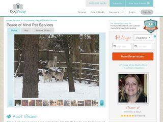 Peace of Mind Pet Services Glenview