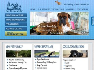Pet Peeves LLC | Boarding