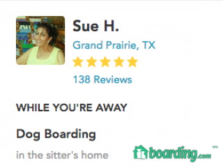 Sue's Dogservice Grand Prairie