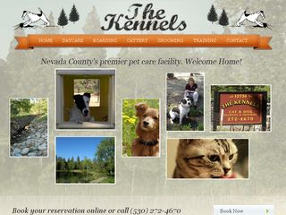 The Kennels Grass Valley