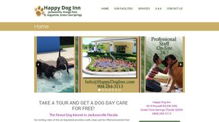 Happy Dog Inn Green Cove Springs