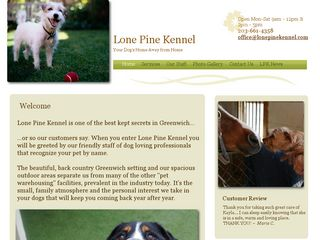 Photo of Lone Pine Kennels in Greenwich