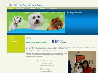 Bath & Dog Works Salon Greenwood