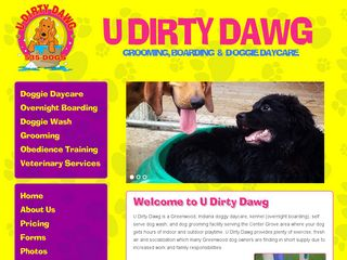 Au Dirty Dawg Pet Fence Service | Boarding
