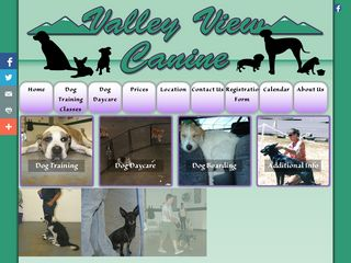 Valley View Canine | Boarding