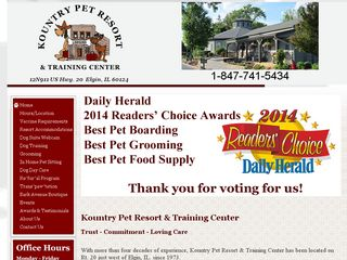 Kountry Kennels Pet Resort & Spa | Boarding