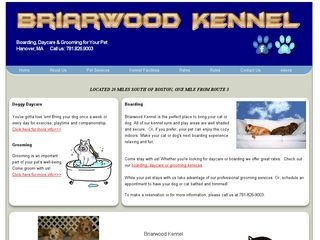 Briarwood Kennel | Boarding