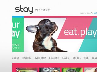 Stay Pet Resort | Boarding
