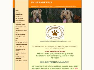 Pawesome Pals LLC | Boarding