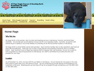 All Wags of North Carolina LLC | Boarding