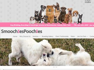 Smoochie Poochies | Boarding