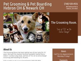 Groom Room | Boarding