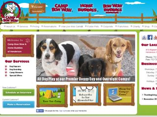 Camp Bow Wow Dog Boarding Henderson | Boarding