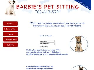Barbies Pet Sitting | Boarding