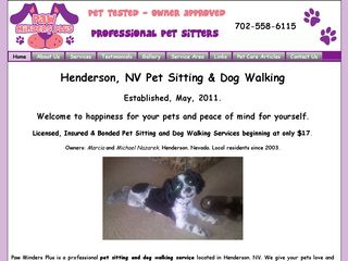 Photo of Paw Minders Plus Pet Sitters in Henderson