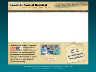 Lakeside Animal Hospital | Boarding