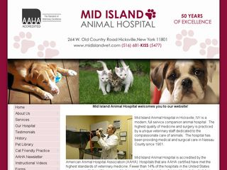 Mid Island Animal Hospital Hicksville