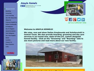 Photo of Amayla Kennels in Hico