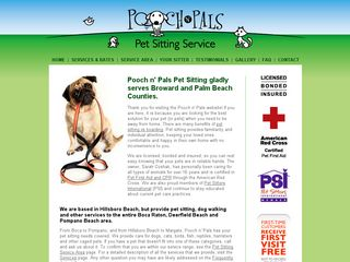 Pooch n Pals Pet Sitting Service | Boarding