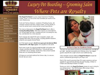 Royal Pet Resort Hiram