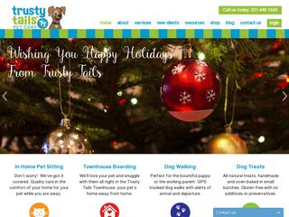 Trusty Tails Pet Care | Boarding