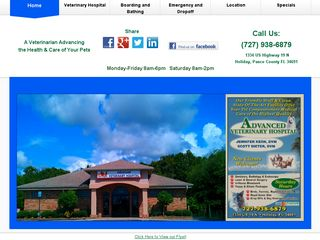 Advanced Veterinary Hospital | Boarding